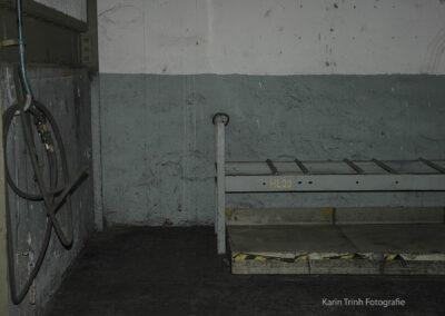 Industriekultur im Saarland - Fotoserie Grube Göttelborn - die letzte Schicht